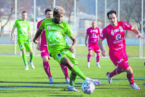 Vor einer Woche bestritten die Austria und der FC Dornbirn ein Testspiel. Ab sofort ziert auch die Brust der Lustenauer das Mohrenbräu-Logo. Steurer