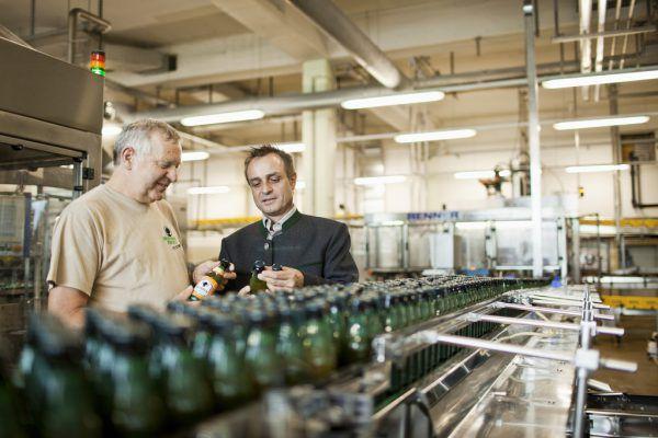 Vor über 20 Jahren wurden die PET-Flaschen eingeführt. Jetzt folgt das Aus.Mohrenbrauerei/Todorovic