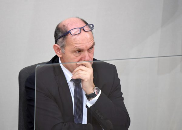 Wolfgang Sobotka.APA