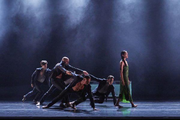 """Abgesagt: """"Siren"""" des Danish Dance Theatre.Peter Lueders"""