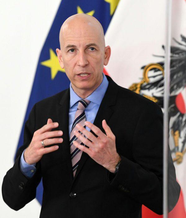 Arbeitsminister Martin Kocher.apa