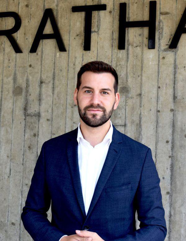 Bürgermeister Simon Tschann.Stadt Bludenz