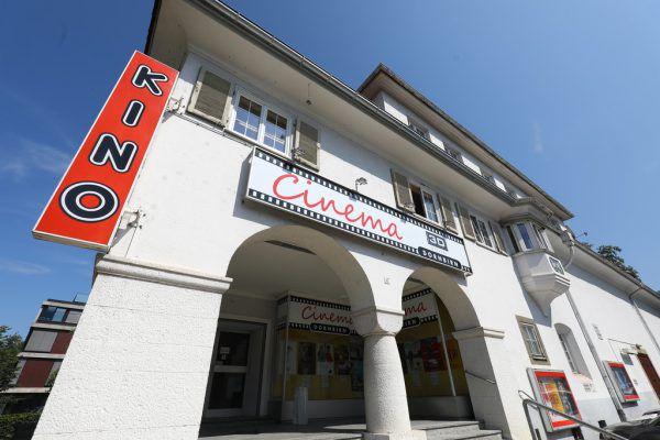 Das Cinema Dornbirn öffnet am Freitag seine Türen. Klaus Hartinger