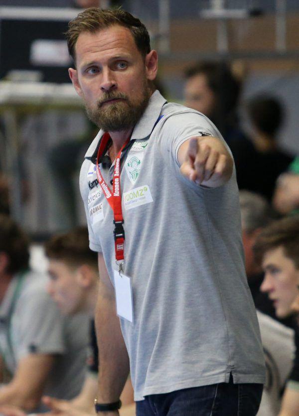 Der 41-jährige Isländer Jon Jonsson übernimmt ab Sommer das Traineramt beim Alpla HC Hard .GEPA
