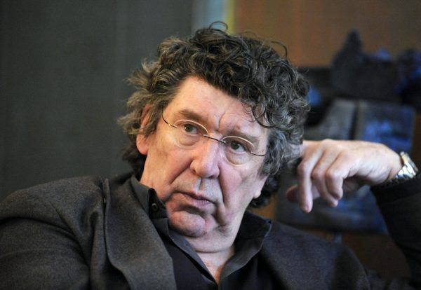 Der Filmemacher, Autor und Maler Peter Patzak (1945–2021).apa/Neubauer