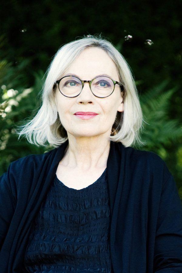 Die Bregenzer Autorin Eva Schmidt.Eva Schmidt