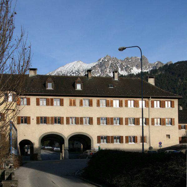 Die Südtiroler Siedlung sorgt für Gesprächsstoff.Stadt