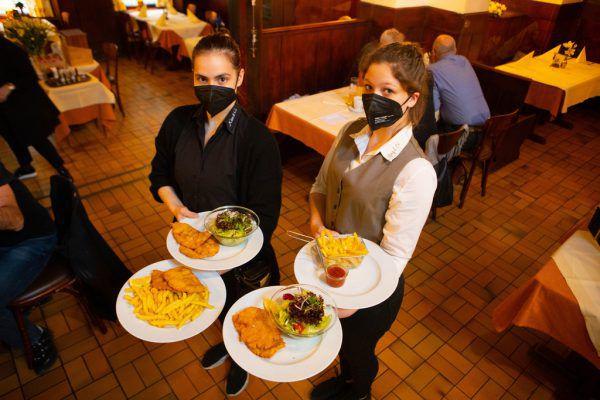 Die Vorarlberger Gastronomie setzt weiter auf die Öffnung.Hartinger