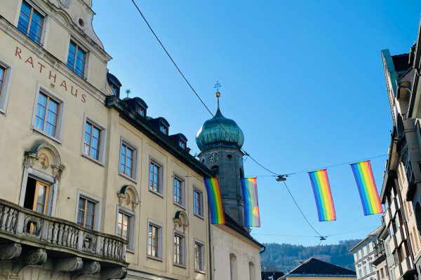 Rathaus Bregenz. Neue
