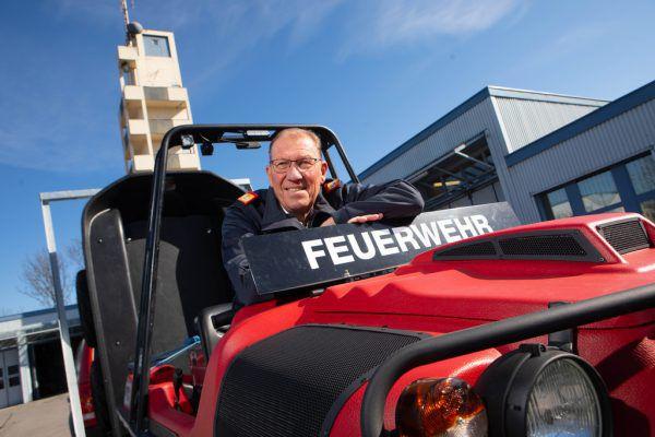 Hubert Vetter verabschiedet sich nach fast 15 Jahren als Landesfeuerwehrinspektor in den Ruhestand.Klaus Hartinger (4)