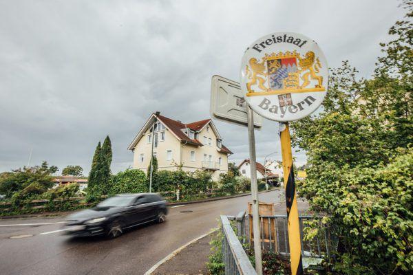 In Bayern und in der benachbarten Schweiz gelten deutlich strengere Regeln als in Vorarlberg. Hartinger