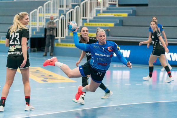 Julia Feierle strebt mit Feldkirch vier Punkte an. stiplovsek