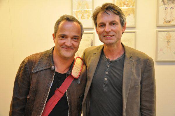 Martin Gruber (l.) und Wolfgang Mörth. NEUE