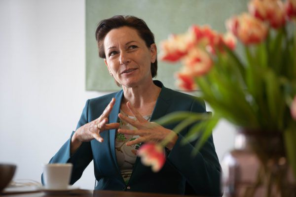 LandesrätinMartina Rüscher.Hartinger