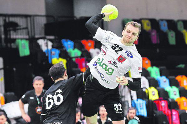 Neben dem Viertelfinale verliert Ferlach im Sommer auch Matic Kotar an Bregenz. GEPA