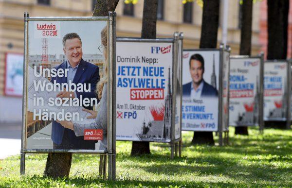 NEUE-Leserin Elisabeth Märk kritisiert das Nichteinschreiten der FPÖ-Bürgermeister bei fragwürdigen Wahlwerbungen der Partei.Symbolbild/APA