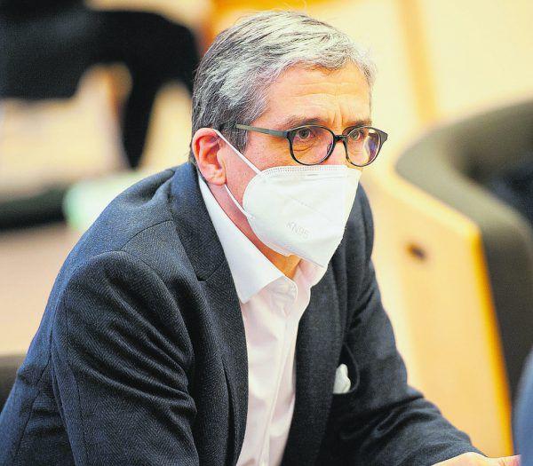 Noch-Landesvolksanwalt Florian Bachmayr-Heyda wird Stadtamtsdirektor in Bregenz.Vorarlberger Landtag/serra (2), SPÖ