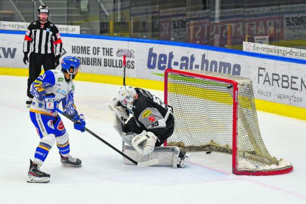Östlund gab am Sonntag mal wieder keine gute Figur ab – auch beim entscheidenden Penalty von Gill. GEPA/Lerch