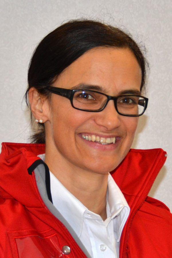 Petra Gebhard (48) kann sich auf ihre Familie verlassen. Sie gibt ihr den Rückhalt, den sie braucht.RKV (4)