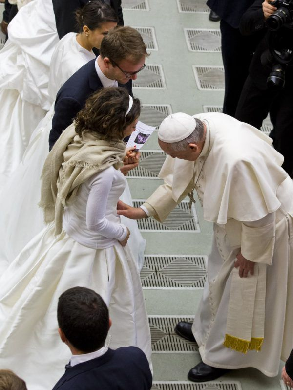 Segen vom Papst gibt es nur für Hetero-Paare. AP