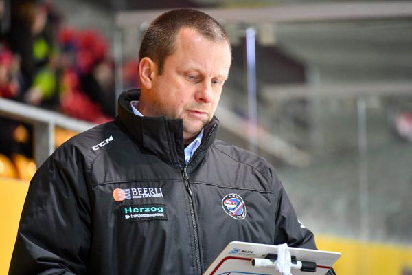 VEU-Trainer Michael Lampert.lerch