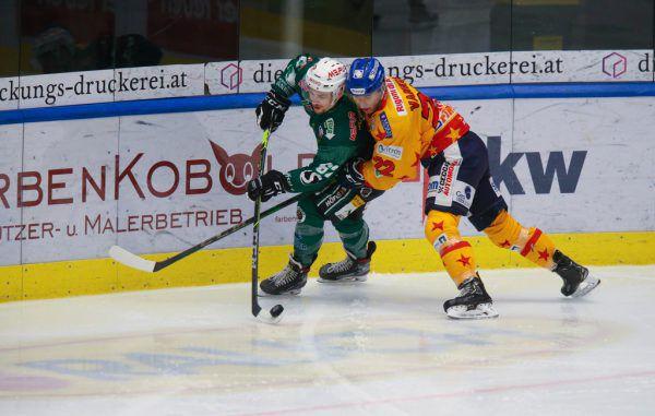 Zuletzt konnten sich die Bregenzerwälder nicht gegen Asiago Hockey durchsetzen.hartinger