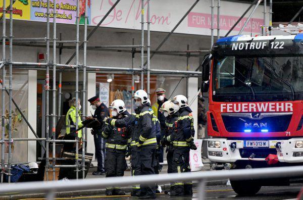 Am 5. März kam es in einer Wiener Trafik zum Attentat.APA