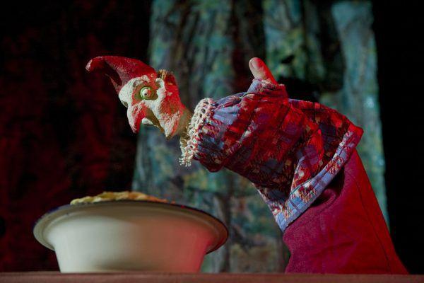 """Auch die Aufführung von """"Kasper in Teufels Küche"""" von Thalias Kompagnons wurde vorverlegt.Jutta Missbach"""