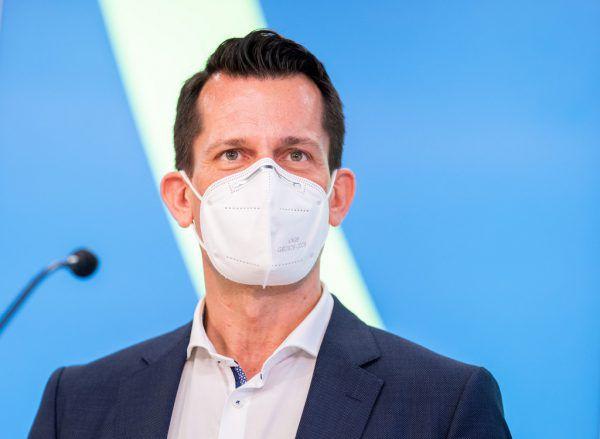 Auf Gesundheitsminister Wolfgang Mückstein (Grüne) warten große Aufgaben.APA/GEORG HOCHMUTH