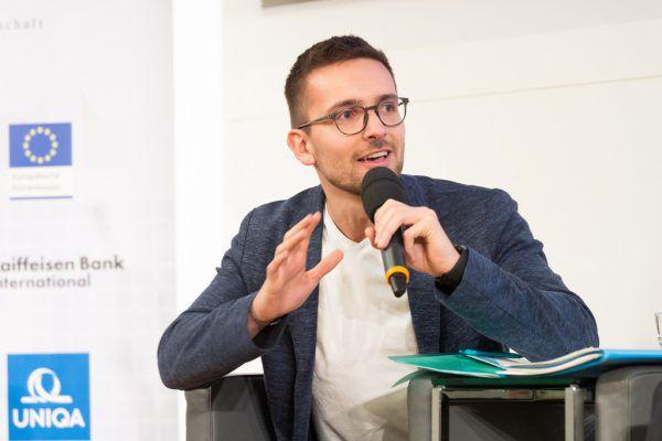 Christian Zoll ist neuer Geschäftsführer der IV.Schandl