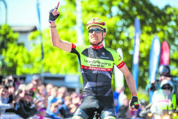 Colin Stüssi sorgte 2019 in Nenzing für einen viel umjubelten Heimsieg für das Team Vorarlberg. Sams
