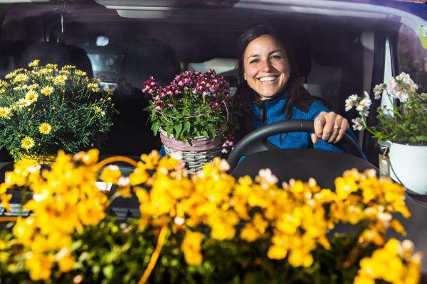 Dank ihrer Ausbildung und ihrem Sinn für Pflanzen, vereint Regoli Know-how und Leidenschaft.Hartinger