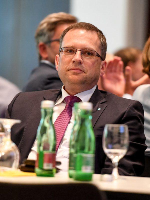 Der alte und neue ÖAAB-Obmann August Wöginger.Lerch