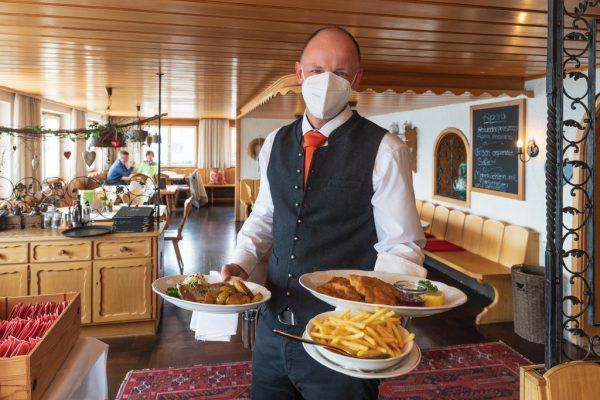 Der Gasthof hat eine hauseigene Bäckerei.Dietmar Stiplovsek