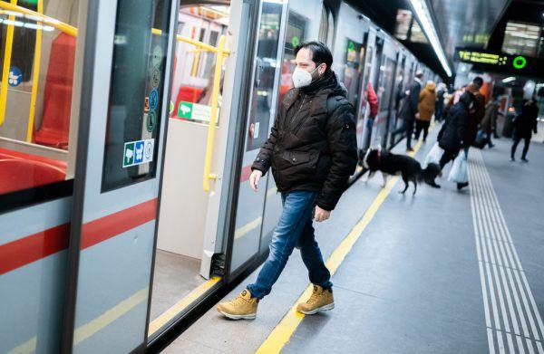 Der öffentliche Verkehr wird weniger genutzt.apa