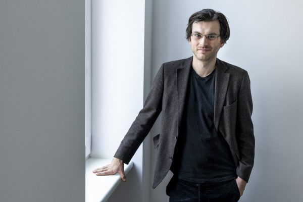 Der Schriftsteller Maximilian Lang.Maria Noi
