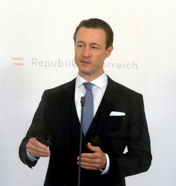 Finanzminister Gernot Blümel.apa/Pfarrhofer