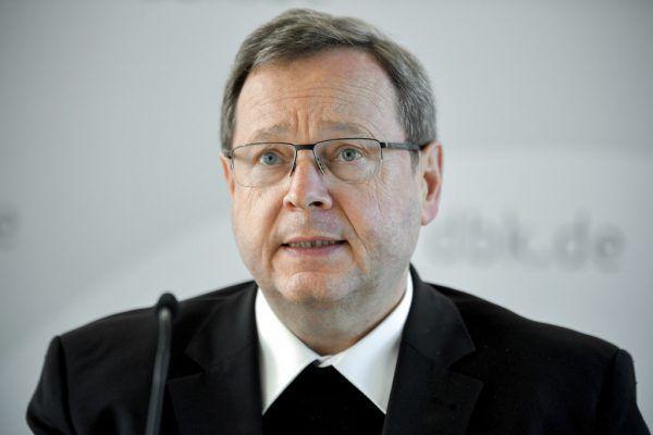 Kardinal Bätzing.Steinbach/AP