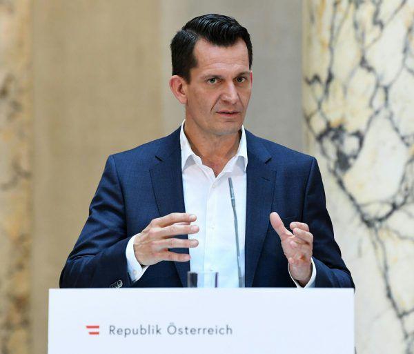Gesundheitsminister Wolfgang Mückstein.APA/HELMUT FOHRINGER