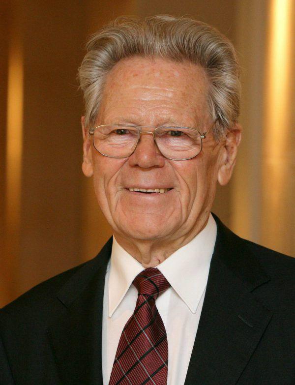 Hans Küng war im Alter von 93 Jahren gestorben. EPA