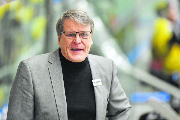 Kai Suikkanen will die DEC-Mannschaft weiterentwickeln. GEPA/Lerch