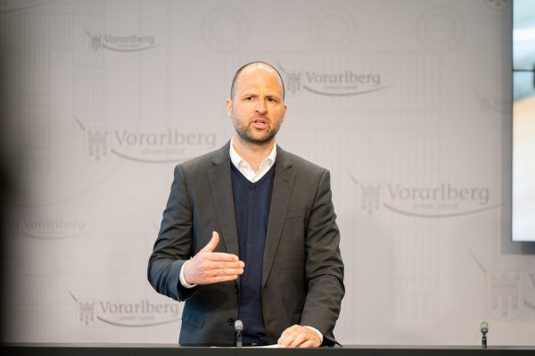 Wirtschaftslandesrat Marco Tittler (ÖVP).vlk