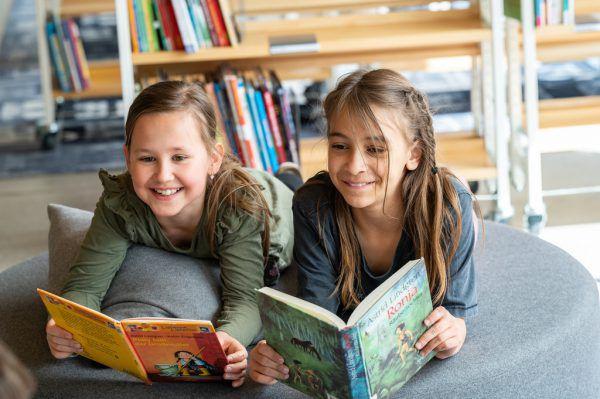 Lesen in der Schule. Vlk/A. Serra