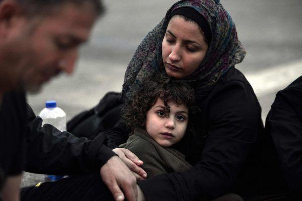 Mahnwache soll auf das Schicksal aufmerksam machen. AFP