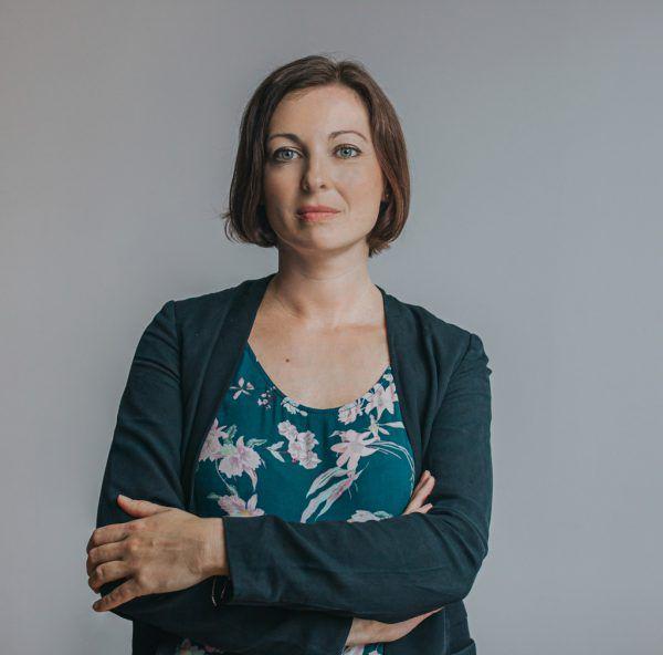 Landtagsabgeordnete Nadine Kasper.Grüne