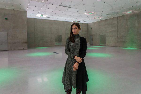 Pamela Rosenkranz (geboren 1979)vertrat im Jahr 2015 die Schweiz bei der Biennale in Venedig.Philipp Steurer (3)