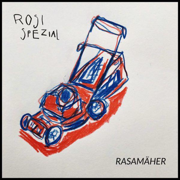 """""""Rasamäher"""" ist beim Eigenlabel Füdla Records erschienen."""