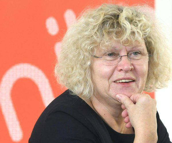Sabine Seidler, Rektorin der TU Wien.APA/HELMUT FOHRINGER