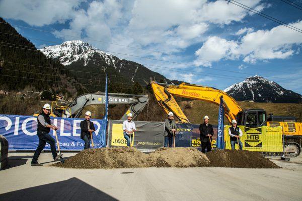 Silvretta Montafon gibt Baufeld des Silvretta Parks mit neuer Valisera Bahn frei.Silvretta Montafon