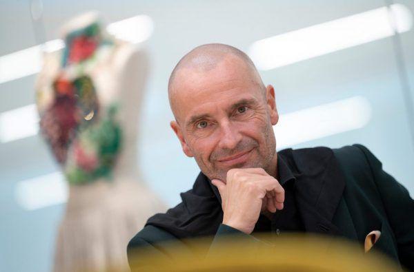 Swarovski-CEO Robert Buchbauer.AFP